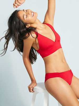 Olivia Triangle Bikini Top