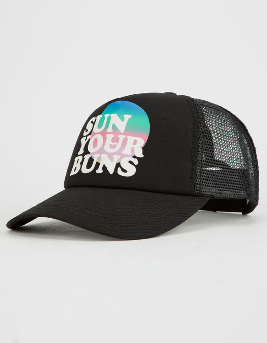 Sun Your Buns Womens Trucker Hat – COMPLETE SWIMWEAR SUPPLY 532d97502c7