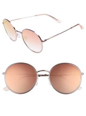 Coogee 54mm Round Sunglasses