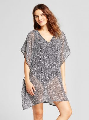 Women's Chiffon Kaftan Cover Up