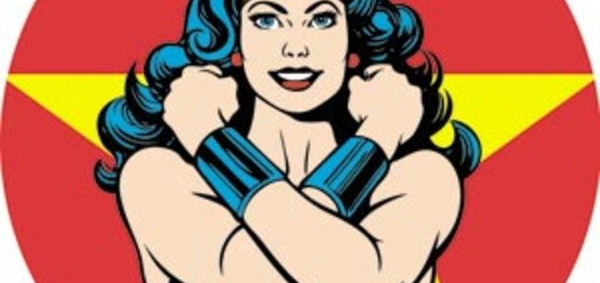 Who doesn't love Wonder Woman?!?!